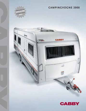 CAMPINGVOGNE 2008 - Cabby Caravan AB