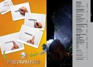 Katalog 2011 - Ferrino