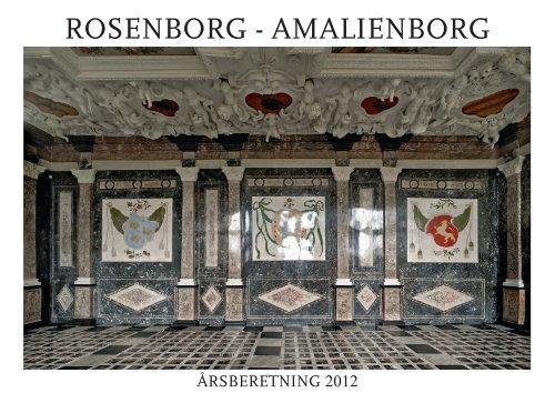 ROSENBORG - AMALIENBORG - Rosenborg Slot