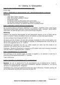 Referat fra afdelingsbestyrelsesm%F8det 5 oktober 2010 - Hyldenet - Page 2