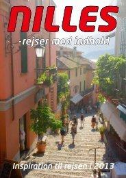 - rejser med indhold - NILLES REJSER A/S