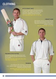 Clothing (PDF) - Hunts County Bats