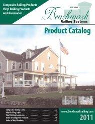 Open Catalog PDF - Benchmark Railing!