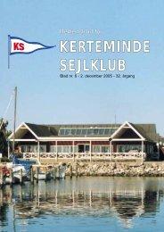 Blad nr. 6 - 2. december 2005 - 32. årgang - Kerteminde Sejlklub