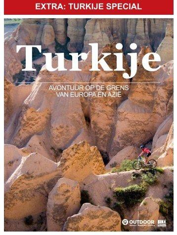Avontuur op de grens van Europa en Azië- Bike ... - Welkom in Turkije