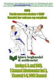 Info FM i WKF Hammel 2010.pdf - tst Karate Skole