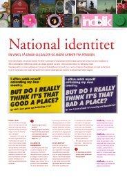 Undervisningsmaterialet National Identitet - Statens Museum for Kunst