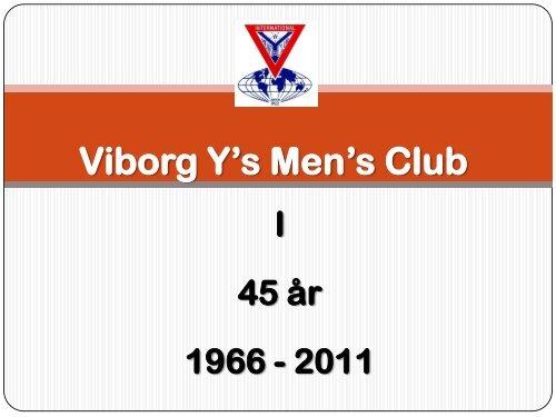 Viborg Y's Men's Club bygger sommerhus på Lundø.