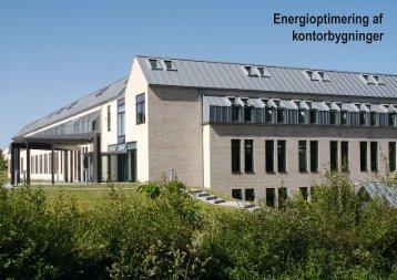 Energioptimering af kontorbygninger - Statens Byggeforskningsinstitut