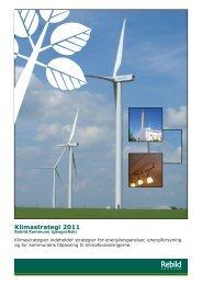 Klimastrategi 2011 - Rebild Kommune