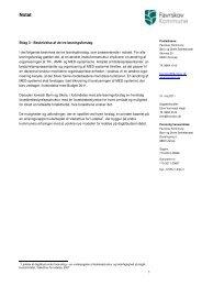 Bilag 3 - Beskrivelse af de tre løsningsforslag - Favrskov Kommune