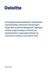Rapport i pdf-format - Norges Bank