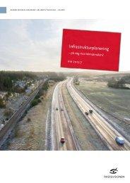 Infrastrukturplanering – på väg mot klimatmålen? - Riksrevisionen