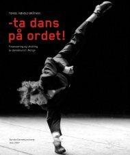 Ta dans på ordet - Norske Dansekunstnere