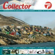 Greenland Collector 2/2006 - Post Greenland - Filatelia