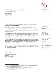 (Master of Music) tonespace - Danmarks Akkrediteringsinstitution
