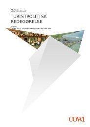 TURISTPOLITISK REDEGØRELSE - Nordfyns Kommune