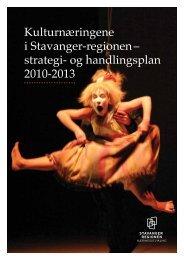 strategi- og handlingsplan 2010-2013 - Stavanger kommune
