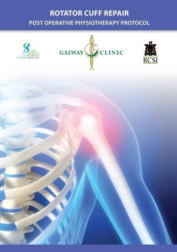 ROTATOR CUFF REPAIR - Galway Clinic