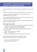 ROTATOR CUFF REPAIR - Galway Clinic - Page 4