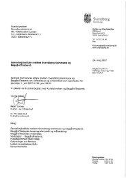 12.01 Bilag Driftsaftale mellem Svendborg Kommune og ...