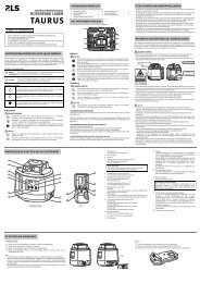 ROTERENDE LASER - 2LS Tools