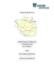 Fællesindkøb Fyn UDBUDSMATERIALE - Børnehaven Lundsbjerg