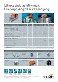 LU-roterende aandrijvingen. Betrouwbaar en exact draaien. - Belimo - Page 2