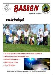 Bassen Årgang 8, nr. 2, 2011 som PDF - Brenderup og Omegns ...