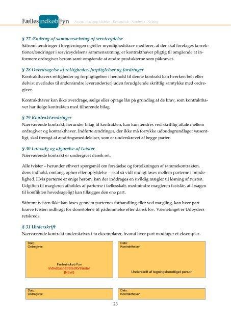 Udbudsmateriale - EU-udbud på rottebekæmpelse - Udbudsportalen