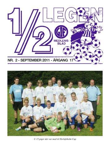 halvlegen nr 2 17 2011.qxd - Grenaa IF Fodbold