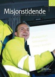 kræsj i bushen - Det Norske Misjonsselskap