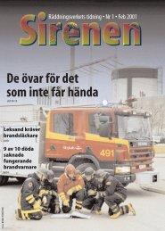 Sirenen Nr 1 2001 - Tjugofyra7