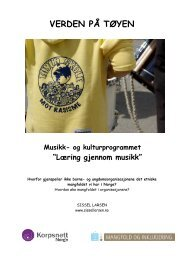 VERDEN PÅ TØYEN (Rune) - LNU