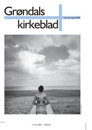 juni 2005.pmd - Grøndalskirken