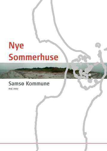 Nye sommerhuse på Samsø - Samsø Kommune