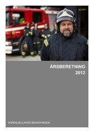 ÅRSBERETNING 2012 - Nordsjællands Brandvæsen