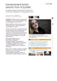 Kvindenetværk henter talenter til byråd - Camilla Mie Christensen