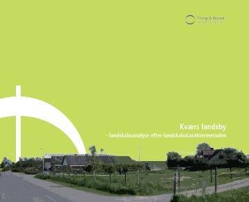 km_kvaers-revidret21 - Kværs – Tørsbøl – Snurom