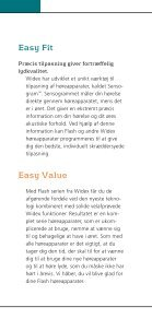 Det nemme valg easy listening - Widex - Page 5