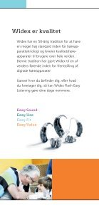 Det nemme valg easy listening - Widex - Page 7