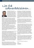 KYRKJEBLAD - kyrkje... Austevoll - Den norske kyrkja - Page 6