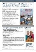 KYRKJEBLAD - kyrkje... Austevoll - Den norske kyrkja - Page 7