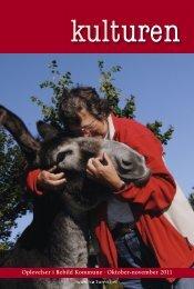Oplevelser i Rebild Kommune · Oktober-november 2011 - Kulturen