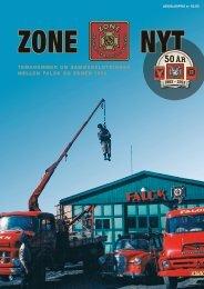 temanummer om sammenslutningen mellem falck og zonen 1963