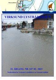 Klubblad februar 2012 - Virksund Lystbådehavn
