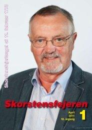 Fagblad 1 (2011) - Skorstensfejerlauget