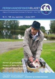 Oktober/november - Ferskvandsfiskeriforeningen