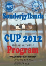 29.-30. juni og 1. juli 2012 - Bording IF