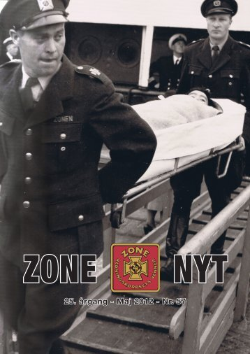 25. årgang - Maj 2012 - Nr. 57 - Zone-Redningskorpsets